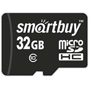 Карта памяти Smart Buy microSDHC SB32GBSDCL10-01LE 32GB (с адаптером)