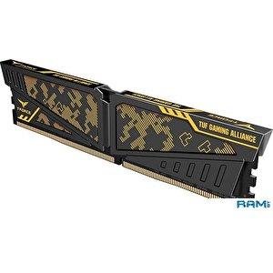 Оперативная память Team Vulcan TUF Gaming 2x8GB DDR4 PC4-25600 TLTYD416G3200HC16CDC01