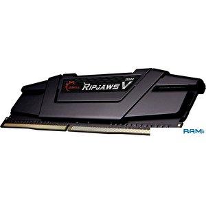 Оперативная память G.Skill Ripjaws V 32GB DDR4 PC4-21300 F4-2666C18S-32GVK