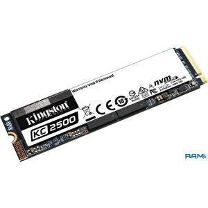 SSD Kingston KC2500 500GB SKC2500M8/500G