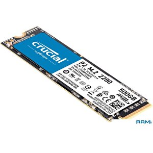 SSD Crucial P2 500GB CT500P2SSD8