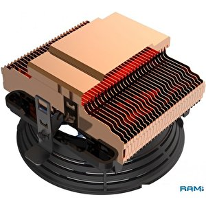 Кулер для процессора PCCooler Q100M V2