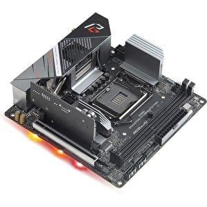 Материнская плата ASRock Z490 Phantom Gaming-ITX/TB3