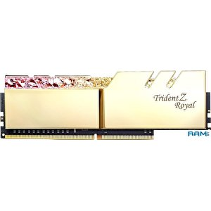 Оперативная память G.Skill Trident Z Royal 2x8GB PC4-28800 F4-3600C16D-16GTRG