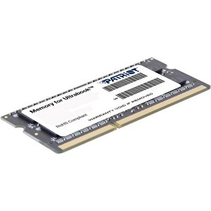 Оперативная память Patriot Memory for Ultrabook 8GB DDR3 SO-DIMM PC3-12800 (PSD38G1600L2S)