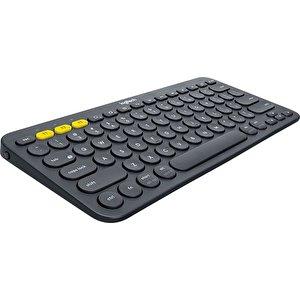 Клавиатура Logitech Multi-Device K380 Bluetooth (темно-серый)
