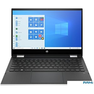 Ноутбук 2-в-1 HP Pavilion x360 14-dw0007ur 155V5EA