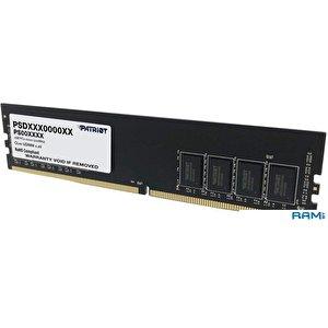 Оперативная память Patriot Signature Line 16GB DDR4 PC4-19200 PSD416G240081
