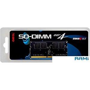 Оперативная память GeIL 8GB DDR4 SODIMM PC4-21300 GS48GB2666C19SC