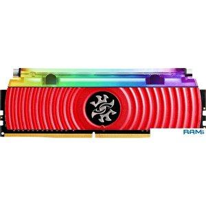Оперативная память A-Data Spectrix D80 RGB 2x8GB DDR4 PC4-28800 AX4U360038G17-DR80