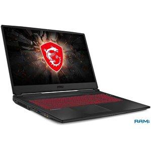 Игровой ноутбук MSI GL75 Leopard 10SCSR-017RU