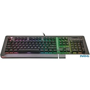 Клавиатура Thermaltake Level 20 RGB Titanium (Cherry MX Speed Silver)