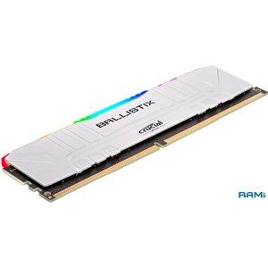 Оперативная память Crucial Ballistix RGB 16GB DDR4 PC4-24000 BL16G30C15U4WL
