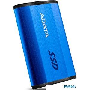 Внешний накопитель A-Data SE800 1TB ASE800-1TU32G2-CBL (синий)
