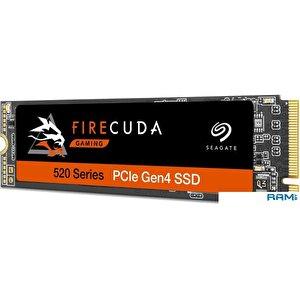 SSD Seagate FireCuda 520 500GB ZP500GM3A002