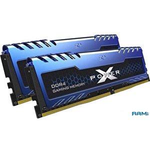 Оперативная память Silicon-Power XPower Turbine 2x16GB DDR4 PC4-21300 SP032GXLZU266BDA