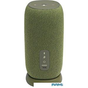 Умная колонка JBL Link Portable Yandex (зеленый)