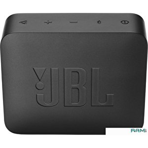 Беспроводная колонка JBL GO2+ (черный)