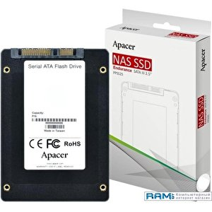 SSD Apacer PPSS25 1TB AP1TPPSS25-R