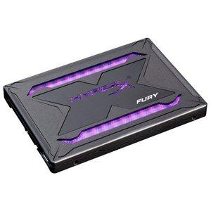 HyperX Fury RGB 480GB SHFR200B/480G (комплект для установки)