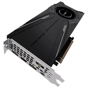 Видеокарта Gigabyte GeForce RTX 2080 Ti Turbo 11GB GDDR6 GV-N208TTURBO-11GC