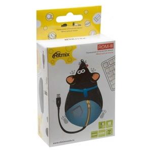 Мышь RITMIX ROM-111 Gray