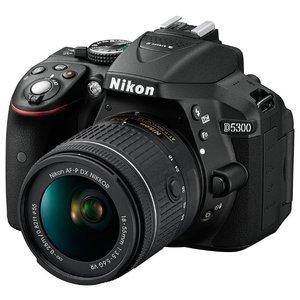 Фотоаппарат Nikon D5300 Kit 18-105mm VR