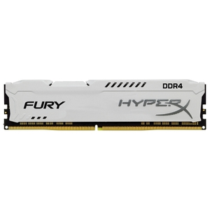 Оперативная память Kingston HyperX Fury Black 16Gb DDR IV PC-21300 2666MHz (HX426C16FB/16)