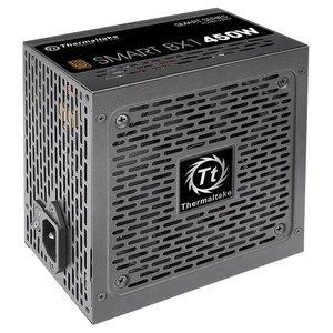 Блок питания 450W Thermaltake PSU TT Smart BX1 80+ Bronze (PS-SPD-0450NNSABE-1)