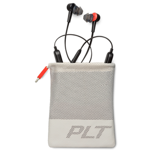 Наушники с микрофоном Plantronics BackBeat GO 410 (графит)