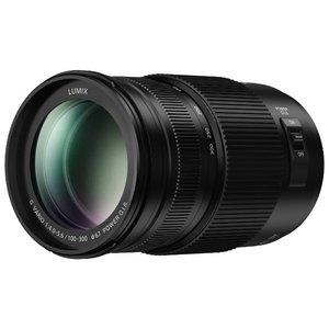 Объектив Panasonic LUMIX G VARIO 100-300mm F4.0-5.6 II POWER O.I.S. [H-FSA100300]