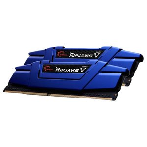Оперативная память G.Skill Ripjaws V 2x8GB DDR4 PC4-19200 [F4-2400C15D-16GVB]