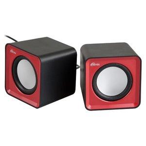 Акустика Ritmix SP-2020 (черный/красный)