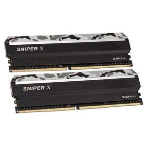 Оперативная память DDR4 16GB G.Skill Sniper X (F4-3600C19D-16GSXWB)