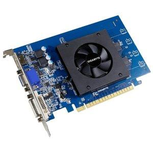 Видеокарта Gigabyte GeForce GT 710 1GB GDDR5 ( GV-N710D5-1GI)