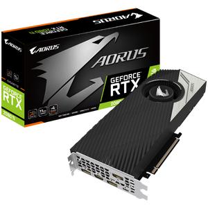 Видеокарта Gigabyte Aorus GeForce RTX 2080 Ti Turbo 11GB GDDR6 GV-N208TAORUS T-11GC