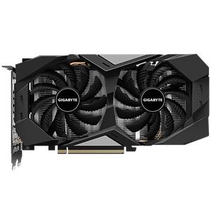 Видеокарта Gigabyte GeForce GTX 1660 Super OC 6GB GDDR6 GV-N166SOC-6GD