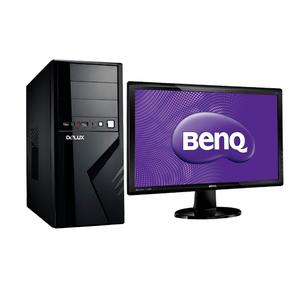 """Компьютер игровой с монитором 24"""" на базе процессора Intel Celeron G4920"""
