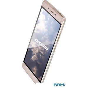 Смартфон Digma Vox S502F 3G Gold
