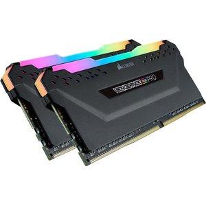 Оперативная память Corsair Vengeance PRO RGB 2x16GB DDR4 PC4-24000 CMW32GX4M2C3000C15