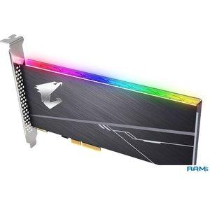 SSD Gigabyte Aorus RGB AIC NVMe 512GB GP-ASACNE2512GTTDR
