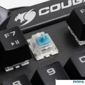 Клавиатура Cougar Ultimus RGB World of Tanks (Blue Switch)