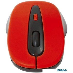 Мышь Omega OM-416 (черный/красный)