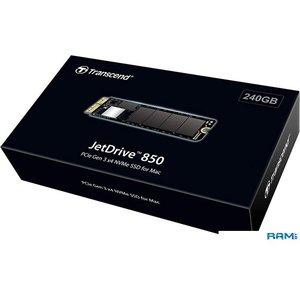 SSD Transcend JetDrive 850 240GB TS240GJDM850