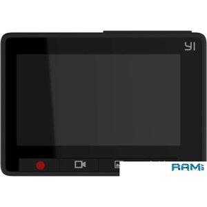 Автомобильный видеорегистратор YI Smart Dash Camera SE (черный)