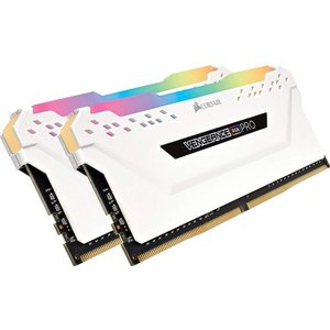 Оперативная память Corsair Vengeance PRO RGB 2x16GB DDR4 PC4-21300 CMW32GX4M2A2666C16W