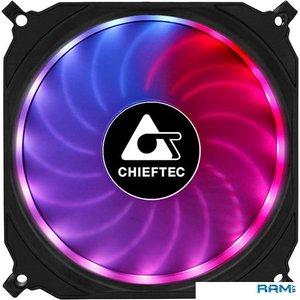 Вентилятор для корпуса Chieftec CF-3012-RGB (с контроллером)