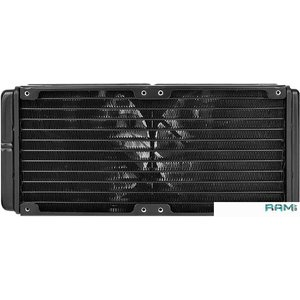 Кулер для процессора Thermaltake Water 3.0 240 ARGB Sync CL-W233-PL12SW-A