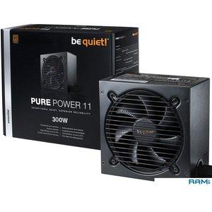Блок питания be quiet! Pure Power 11 300W BN290