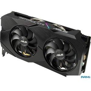 Видеокарта ASUS Dual GeForce GTX 1660 Ti OC 6GB GDDR6 DUAL-GTX1660TI-O6G-EVO
